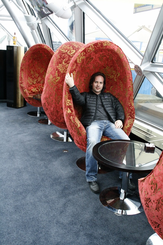 The Ritz Carlton Moscow hotel O2 Lounge